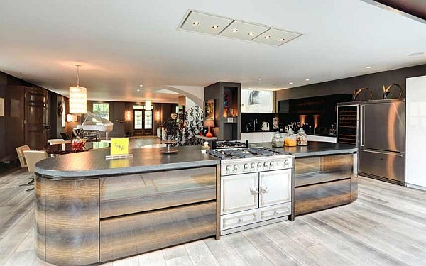 Work For Professionals Kitchens 20 Luxury Kitchens Designs, Which Are Worth  The Childish Joy