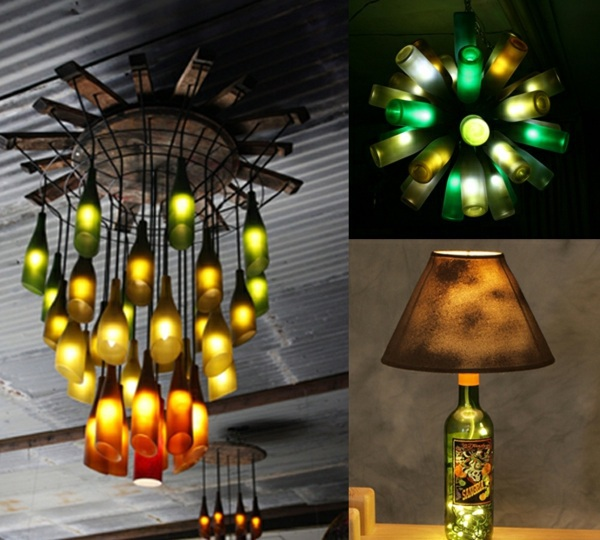 26 craft ideas for diy projects from wine bottles interior design diy do it yourself 26 craft ideas for diy projects from wine bottles solutioingenieria Choice Image