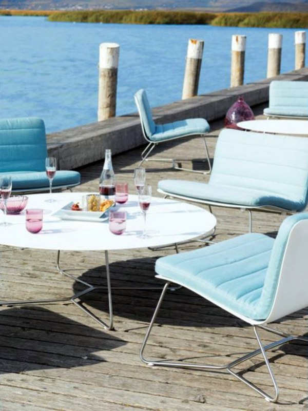 Cool trendy outdoor furniture designs of viteo interior for Cool outdoor furniture ideas