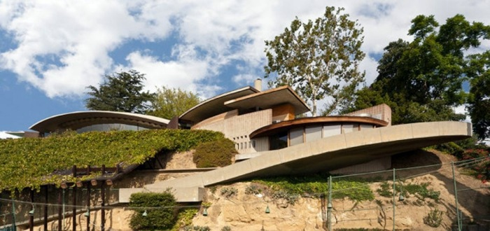 Architect House For Sale The Silvertop House Of John