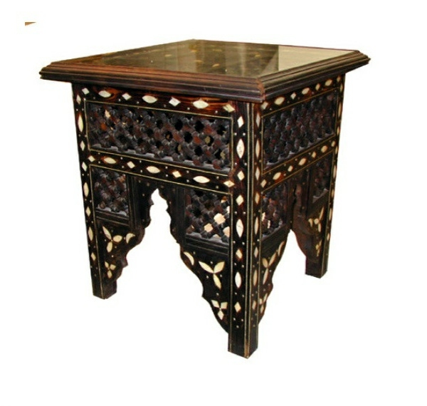 Oriental Oval Coffee Table: 15 Oriental Furniture – Moroccan Tables