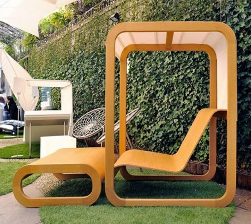 Beautiful And Modern Outdoor Furniture Garden Ideas: Rattan Garden Furniture Ideas