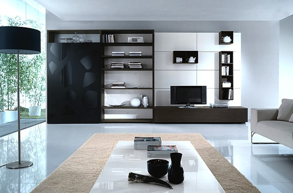 link 7 21 gorgeous modern minimalist living room design - Modern Living Room Styles