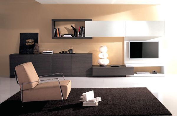 21 gorgeous modern, minimalist living room design | interior