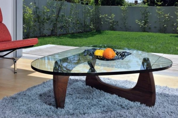 Interior Design Ideas For Timeless Furniture Inspired By Isamu - Noguchi inspired coffee table