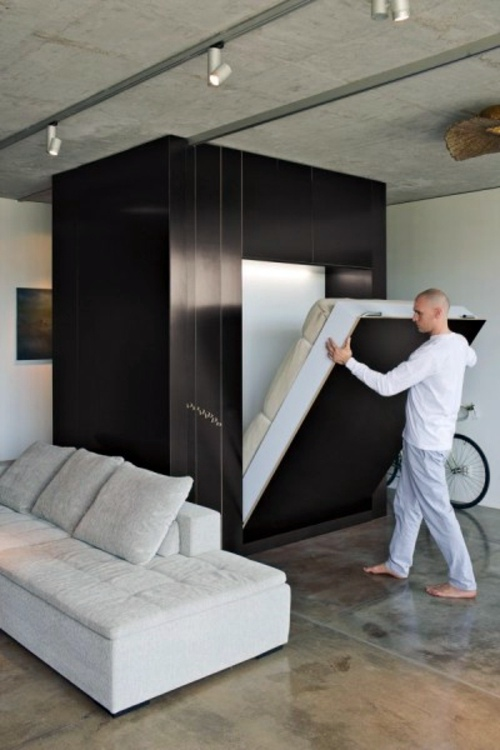 Space saving, folding furniture for the small apartment | Interior ...