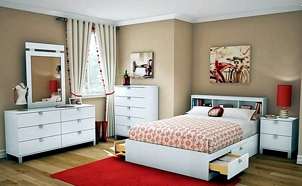 Modern Bedroom Ideas For Todayu0027s Teenage ...