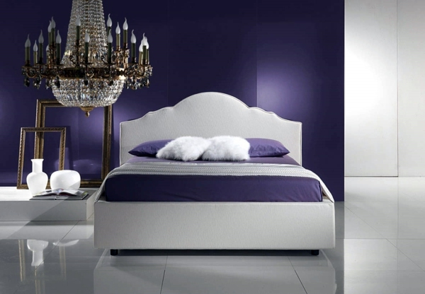 Trend Color Purple Select bedroom wall color and make a modern feel. Select bedroom wall color and make a modern feel   Interior Design