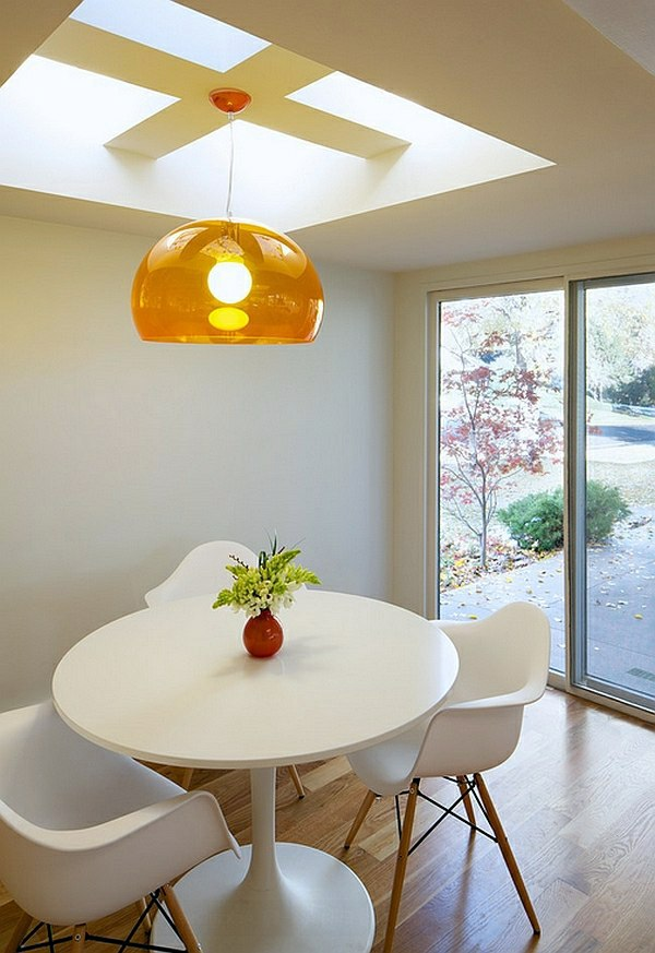 large pendant lights in the dining room modern pendant lamps