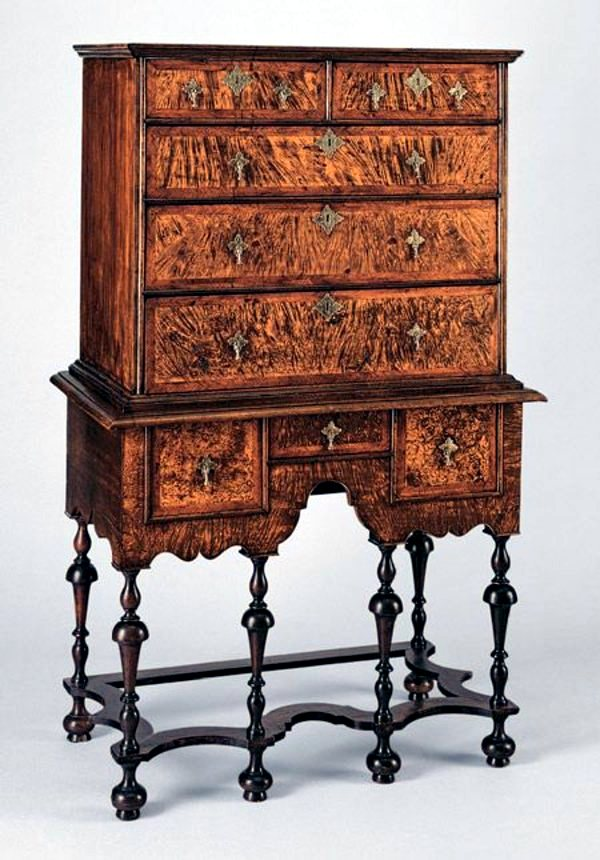 The Charm Of Colonial Furniture Stylish Wooden