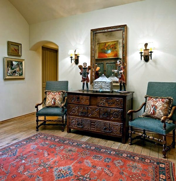 Spanish Colonial Interior Design Ideas: The Charm Of Colonial Furniture
