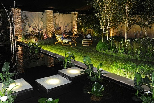 Cool garden lighting you brighten your cozy outdoor room