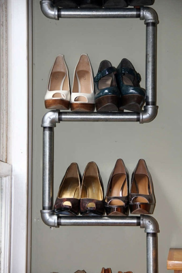 Klug And Functional Build Shoe Rack Itself   DIY And Furniture Ideas