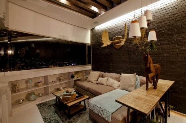 Stylish Apartment of Craft Arquitectos in Mexico