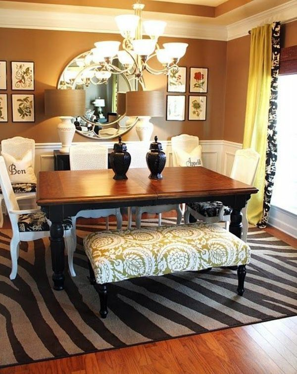 dining room design interior ideas in trend interior design ideas