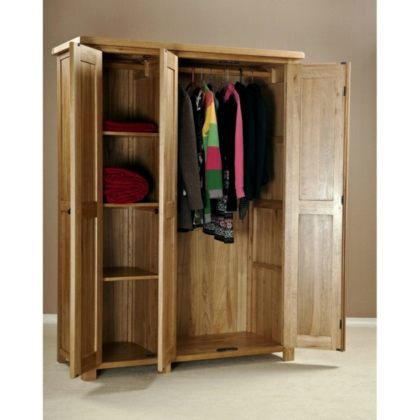 Questions Cupboard With Shelving And Closet Rods Modern, Massive Wardrobe  In The Bedroom   Choose The Best Wardrobe