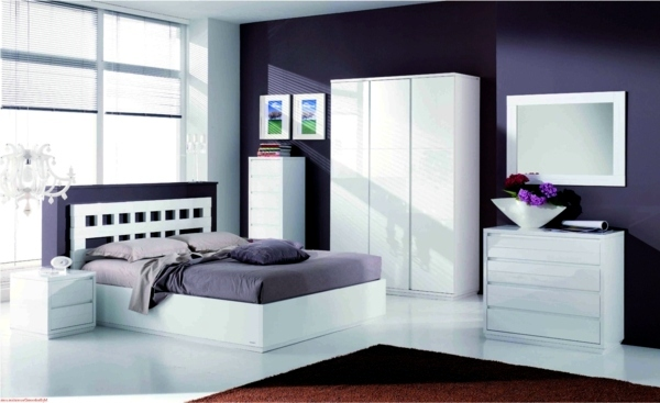 modern massive wardrobe in the bedroom choose the best