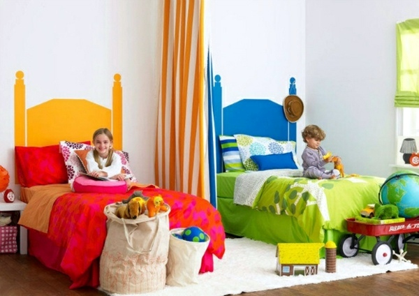 Kinderzimmer   30 Ideas For Kids Room Design