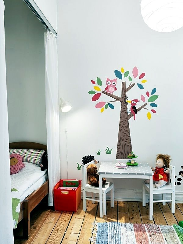 Kinderzimmer Deko - 30 Ideas for kids room design