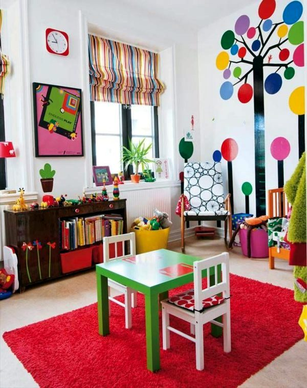 Creative Kids Room Ideas: 30 Ideas For Kids Room Design