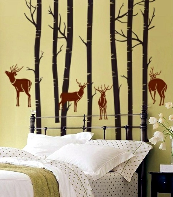 ... Wandtattoo   Murals Forest   Enjoy The Tranquility Of Nature! Wall  Murals With Forest Motifs Part 98