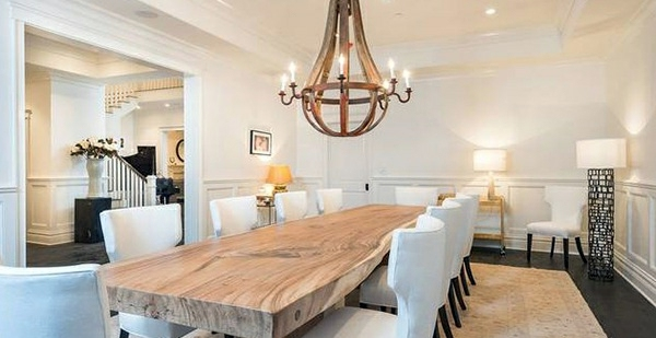 dining room design mix traditional style with