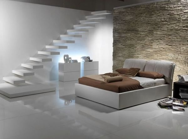 Contemporary Home Interior Designs 32 floating staircase ideas for contemporary home | interior