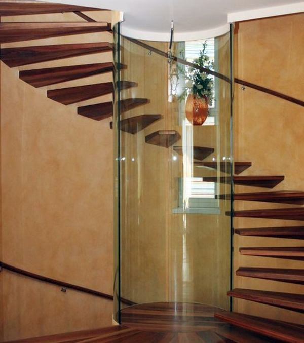 Floating Staircase Ideas: 32 Floating Staircase Ideas For Contemporary Home