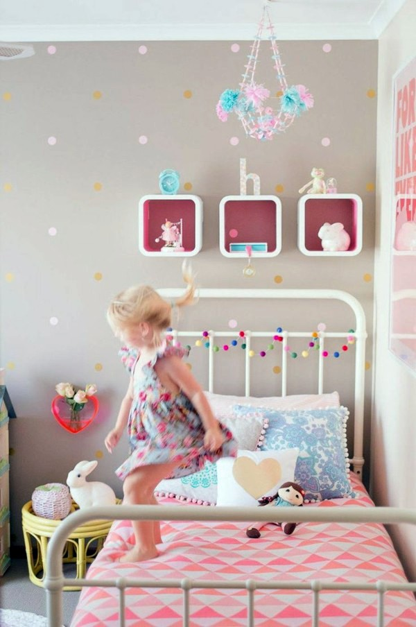Childrens room design creative ideas in color Interior Design