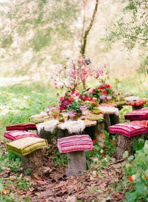 Colorful ideas for your garden decorations and garden accessories your interior design ideas - Garden decor accessories ...
