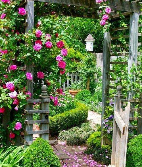 Colorful Ideas For Your Garden Decorations And Garden