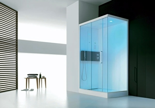 Functional Bathroom 45 pictures of innovative steam showers for a modern, functional