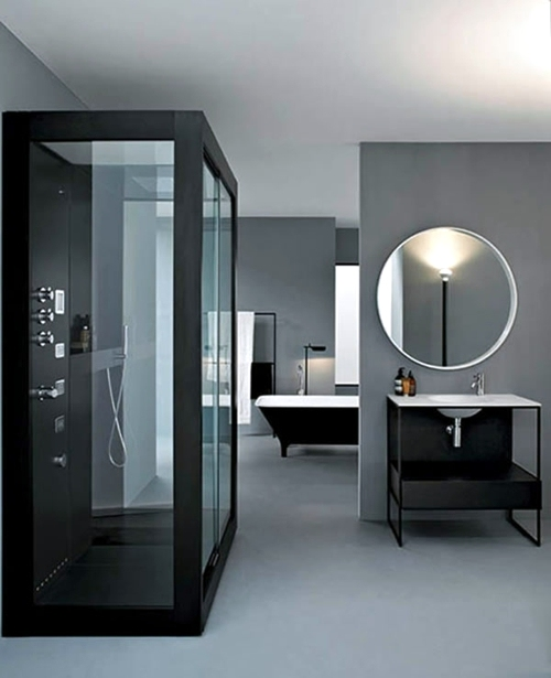 45 pictures of innovative steam showers for a modern functional bathroom interior design - Five modern gadgets for a functional bathroom ...
