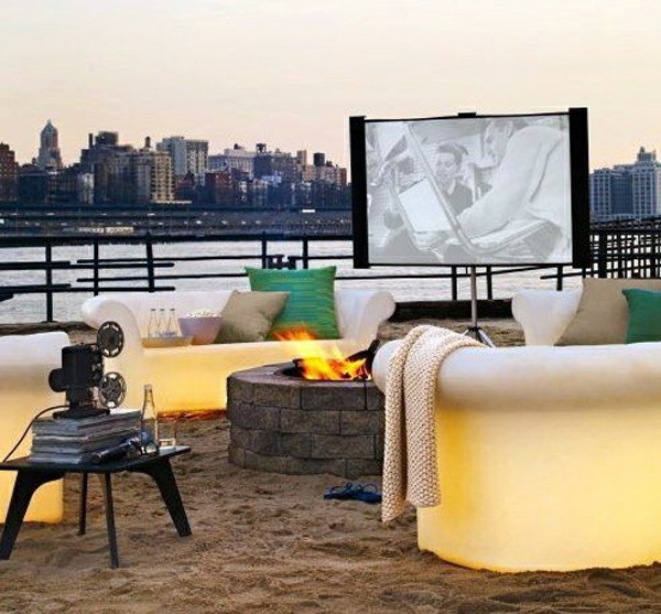 Interior Design Ideas For Home Theater: For Hours Watching Movies