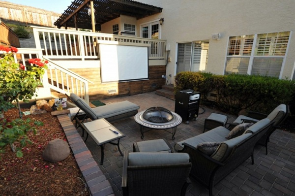 backyard cinema ideas