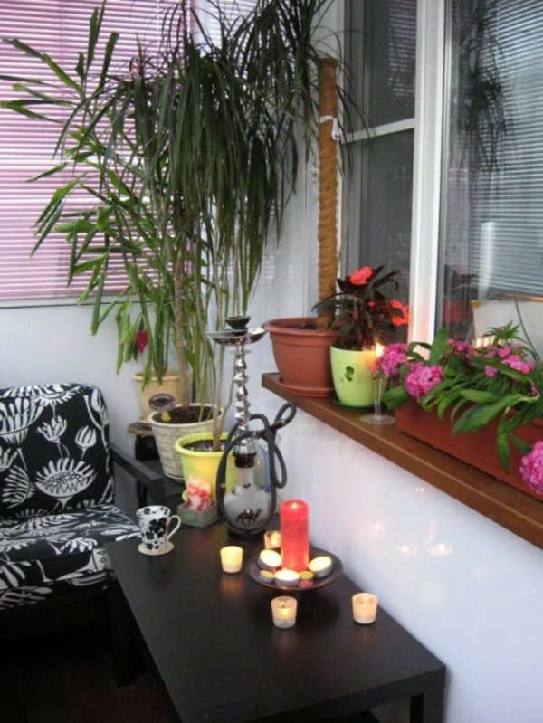 30 Cool Ideas For The Small Balcony