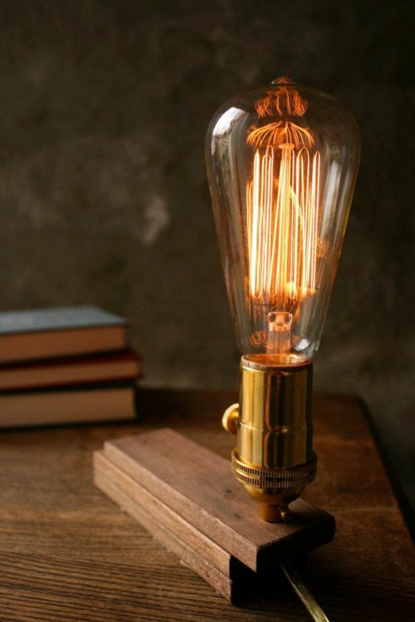 Creative lighting diy decoration from bulbs 120 craft ideas for old light bulbs