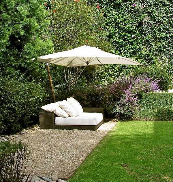 patio design ideas 40 ideas for outdoor bed the pchtige decoration for your garden