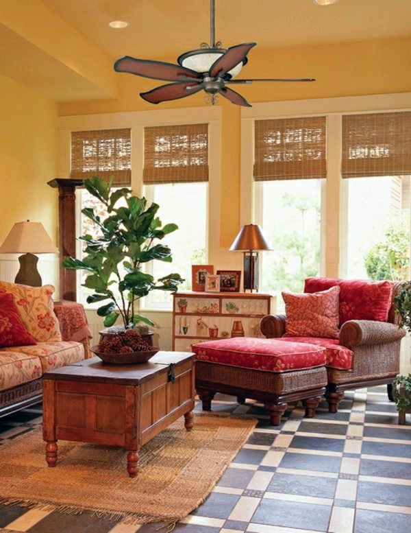 Tropical Decor That Inspires You In The Cold Winter
