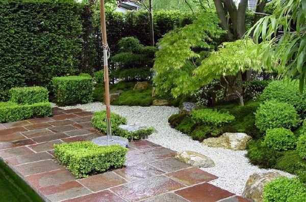 Exceptional Garten Und Landschaftsbau   Creating A Zen Garden   The Main Elements Of  The Japanese Garden
