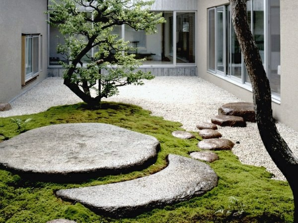 Creating A Zen Garden The Main Elements Of The Japanese Garden