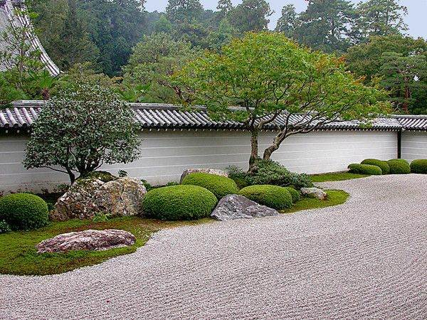 Unique Landscape Gartengestaltung   Creating A Zen Garden   The Main  Elements Of The Japanese Garden