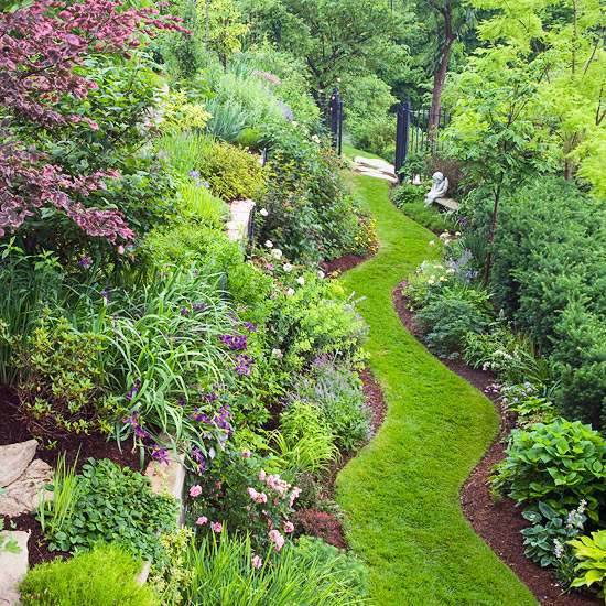 Garden Paths And Garden Programs