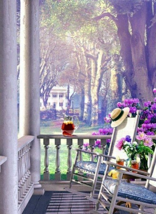 Make cozy balcony interior design ideas avso org for Cozy balcony ideas