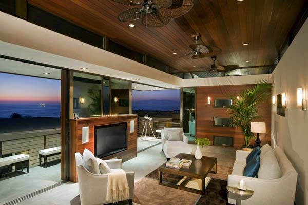30 moving through the living room with a view