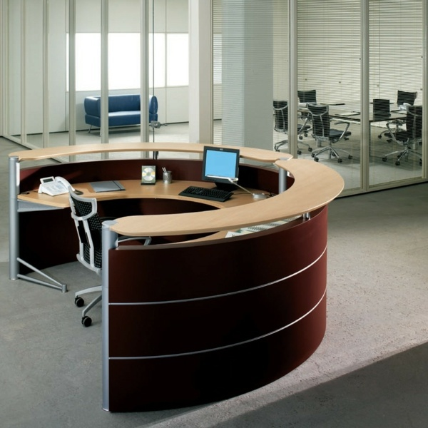 Dimensions in the office furniture Design | Interior Design Ideas