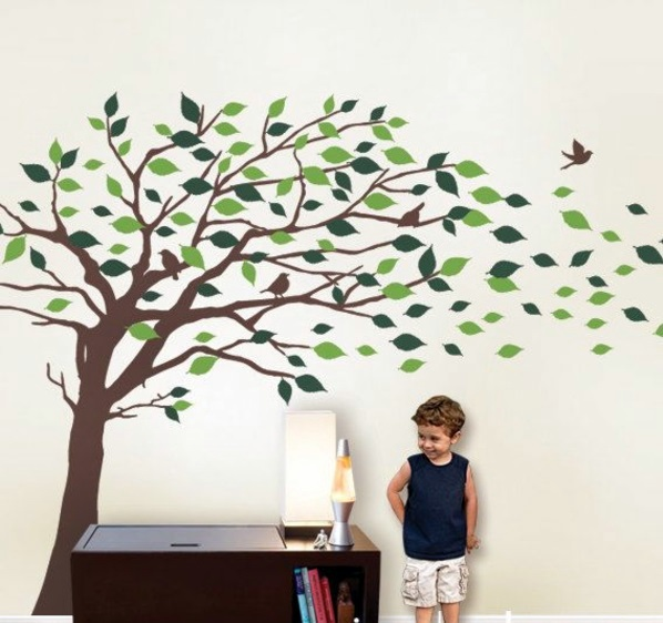 ... Kids Room Walls Make   Funny Wall Stickers And Wall Decals