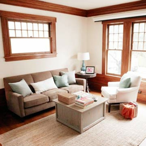 Redesign The Living Room Furniture Design Decorating
