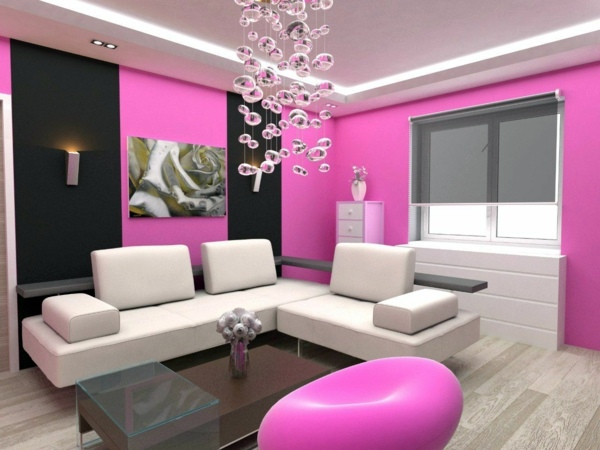 Painting walls ideas for the living room Interior Design Ideas