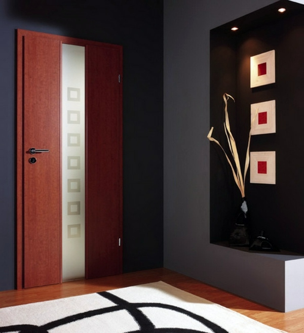 Interior Wood Doors And Their